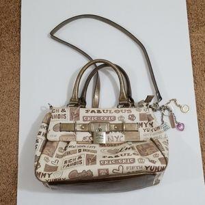 Shoulder bag limited edition